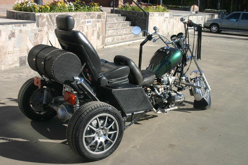 Трицикл своими руками на фото 572
